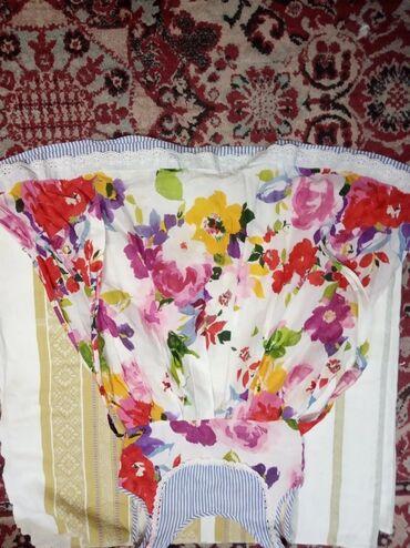 Детский мир - Орто-Сай: 1. Нарядное платье 100% х/б лёгкое пышное с подкладом тоже из х/б на