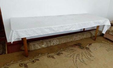 Продаю стол для гостиной. длина 3м, в Бишкек