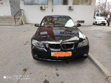 Dzhejranbatan şəhərində BMW 320 2008