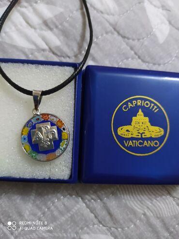счастье в Кыргызстан: Продаю кулон на счастье,мир,покой с Ватикана.Рим.Италия