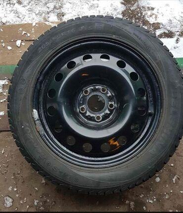 Продаю или меняю диск с шиной R16 (запаска) от Тойота Камри 35, на