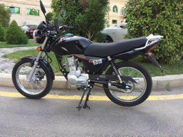 Motosiklet və mopedlər - Gəncə: Minsk D125