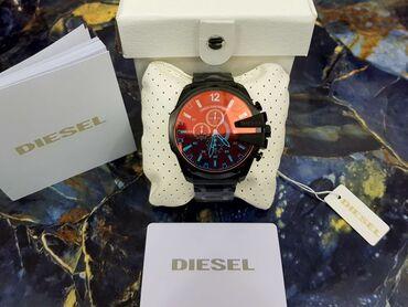 Muska odela - Srbija: DIESEL DZ4318 Mega ChiefPotpuno nov, nekorišćen, originalni ručni sat