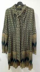 Haljine | Nova Varos: Zara haljina. Naznacena velicina je M, ali moze do L. Nikada nosena