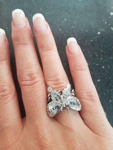 Miss sixty - Srbija: Miss sixty original prsten