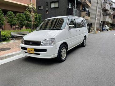 наклейки на авто надписи на заказ in Кыргызстан   АВТОЗАПЧАСТИ: Honda Stepwgn 2 л. 2005   80000 км