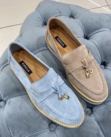 Обувь Новая 35-36р Турция (есть ещё 37 размер голубой.)