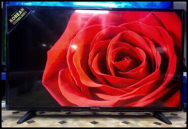 """logitech hd в Кыргызстан: Корейский телевизор Daewoo Диагональ 43"""" дюйма (110см) с Full HD разре"""