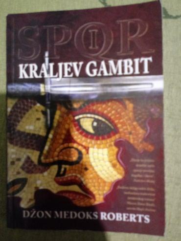 Knjiga Kraljev gambit - Pancevo