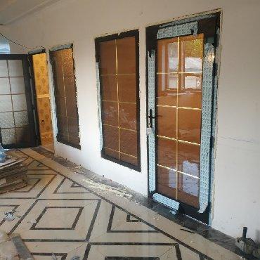переработка пластика бишкек в Кыргызстан: Окна, Двери, Витражи | Установка, Изготовление, Ремонт | Стаж Больше 6 лет опыта