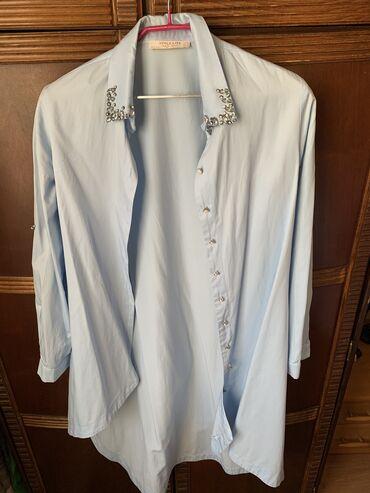 Рубашка турецкая,состояние идеальное