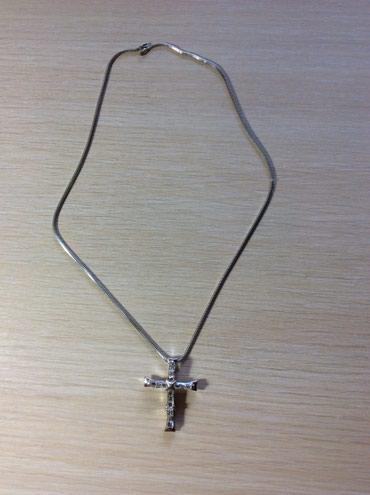 Bakı şəhərində Серебро 925 проба, новая цепочка с кулоном
