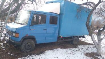 Мерседес гигант 814 в бишкеке - Кыргызстан: Мерседес Гигант 1991года