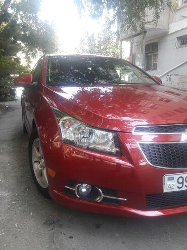 Avtomobillər - Azərbaycan: Chevrolet Cruze 1.4 l. 2012 | 183400 km