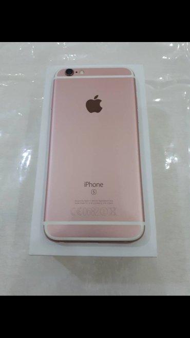 Iphone 6s в идеальном состояний, торг уместен, обмен не интересует, ср в Бишкек