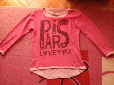 Roze bluza - Pirot