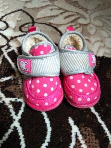 Продаю обувь для маленьких. подойдёт от 0 до 9 месяцев в Бишкек