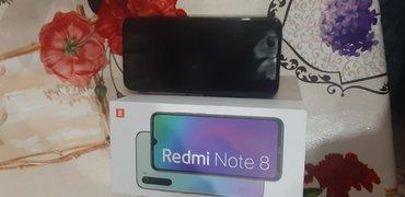 telefonla - Azərbaycan: Xiaomi Redmi Note 8 64 GB qara