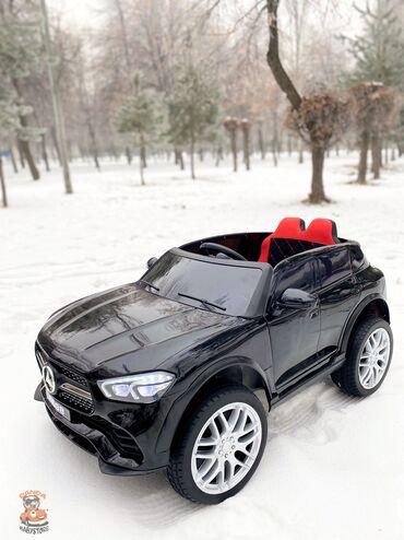 Детский электромобиль Mercedes Benz Pickup это тот редкий случай