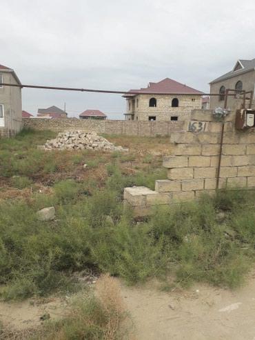 Bakı şəhərində Yeni suraxani qesebesinde 146 nom marwurutdan 50 metr aralida torpaq