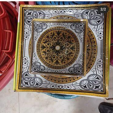 bowqab - Azərbaycan: Tort qabi ve 6 bowqab