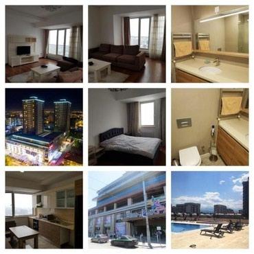 Квартира полностью укомплектована в Бишкек