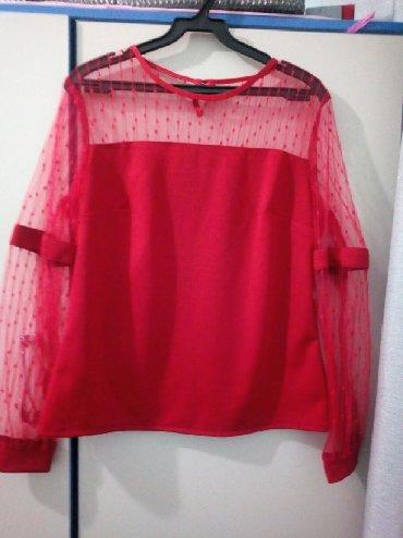 Новая красивая блузка. Размер 42-44. Посмотреть можно не далеко от ала