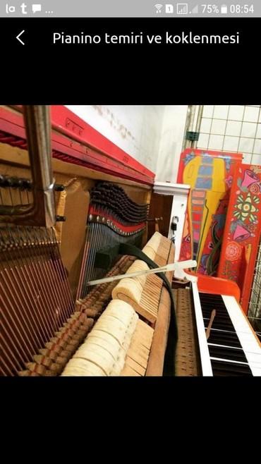 piano-şekilleri - Azərbaycan: Pianino koklenmesi