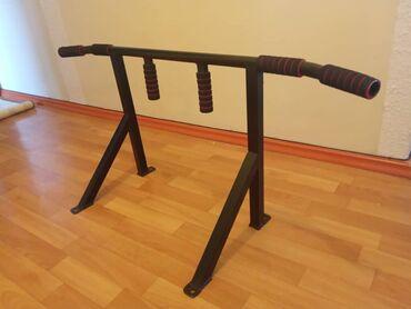 Гири - Бишкек: Ширина перекладины 110 см, выход от стены 45 см.Максимальная нагрузка