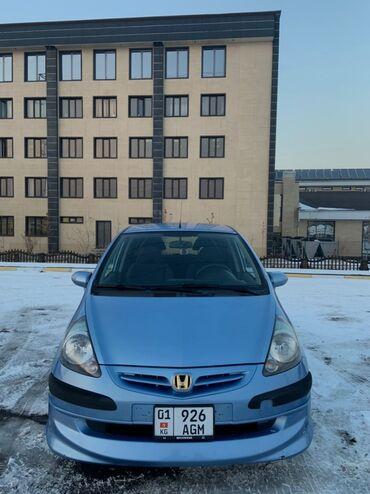 Жаз картинка - Кыргызстан: Honda Jazz 1.4 л. 2004 | 240000 км