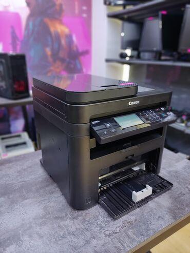 сканер штрих кодов бишкек in Кыргызстан | СКАНЕРЫ: Принтер 3 в 1.Canon MF237w.-
