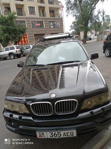 Транспорт - Заречное: BMW X5 M 3 л. 2003