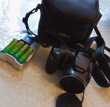 Bakı şəhərində Nikon fotoapari tecili satilir deyerinen cox awhai yeni kimidir demey