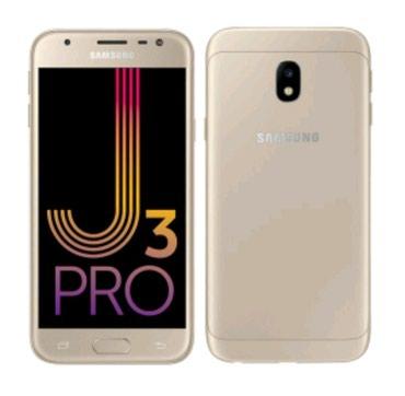 Bakı şəhərində Samsung galaxy J3 pro gold satilir qadin islediv 3 aydir alinib hecbir