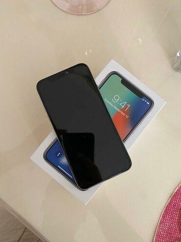 phone - Azərbaycan: I phone X 64 gbEla veziyyetde.Hec bir deffekti yoxdur.Qiymet