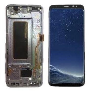 audi s8 52 v10 - Azərbaycan: Samsung S8 ekran təmiri