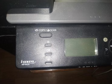 printer samsung scx 4521f в Кыргызстан: Продаю кенон ксерекопия мф4430 mf4430 canon 3в1 распечатка сканер