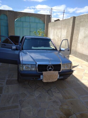 Avtomobillər - Qobustan: Mercedes-Benz 190 2 l. 1992 | 430000 km