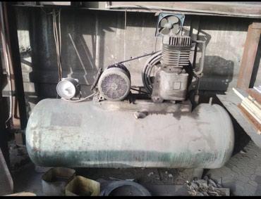 Компрессор. Рессивер 530 литр/мин. в Бишкек