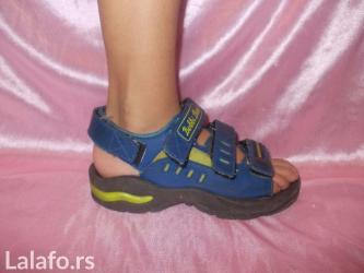 Vrlo lepe, udobne sandale na cicak br 30 - Prokuplje