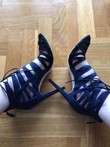 Zara sandale broj 41. Kao nove, nigde ni jedno ostecenje nemaju. Tri p