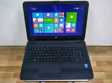 Bakı şəhərində HP 250 G5  i3-5005U/RAM 4GB/HDD 500GB teze kimi