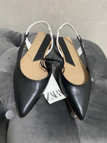 shapka zara dlja devochki в Кыргызстан: Продаю Обувь Zara, оригинал, не подошел размер, подойдут на 36 размер