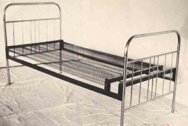 Продаю железные кровати (2шт) не использованные, в идеальном состоянии в Бишкек