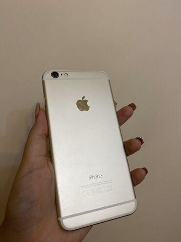 Apple Iphone - Azərbaycan: İşlənmiş iPhone 6 Plus 64 GB Qızılı