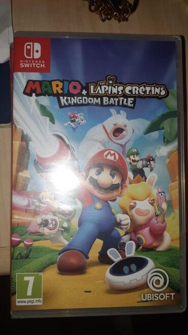 Nintendo Switch - Azərbaycan: Nintendo switch mario