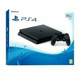 Playstation 4 slim 500gb ps4. Yeni PS4 slim 500GB yaddawli. satiw