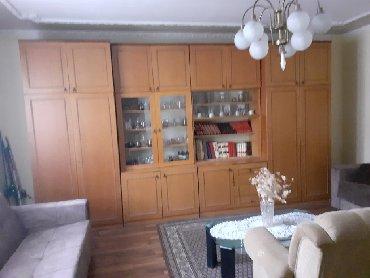 Kućni dekor - Kucevo: Regal 400x240x60.sa slikeNa fiokama fale lajsne i treba da se lepe.na