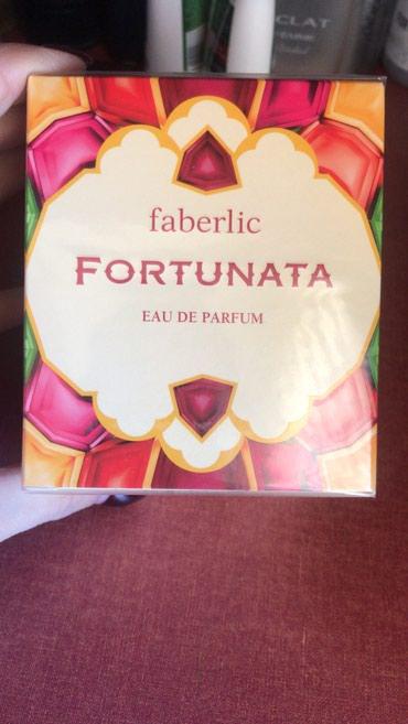 - Azərbaycan: Faberlic Fortuna parfûm suyu/ qadinlar 50 ml Esas notlari: Albali.,bad