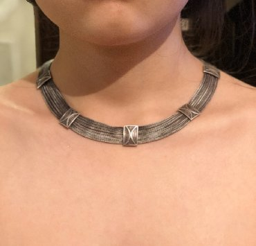 серебряный комплект с красными камнями в Кыргызстан: Комплект серебряный Ожерелье и браслет. Шикарное качество Отдам за 100